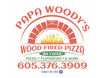Papa Woody's Wood Fired Pizza