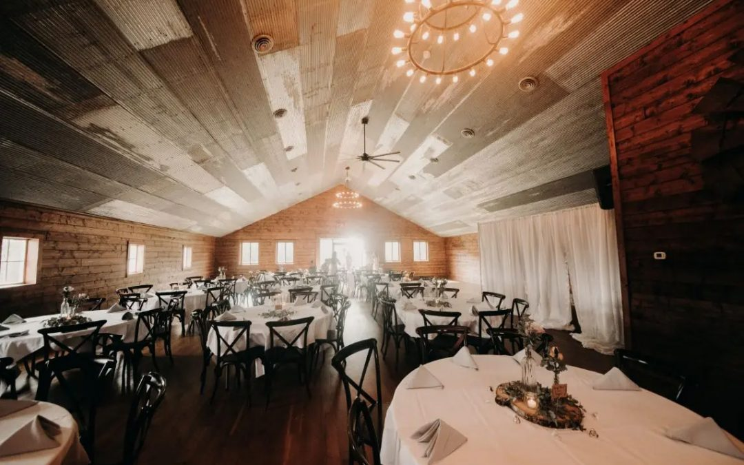 5 Creative Theme Ideas for a Canton Barn Wedding