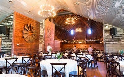 Why Historical Barns are Better Wedding Venues than Modern Barns